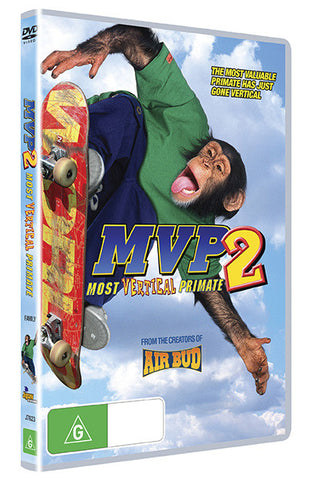 MVP2 - Most vertical primate