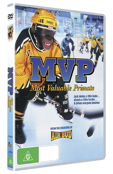 MVP - Most valuable primate