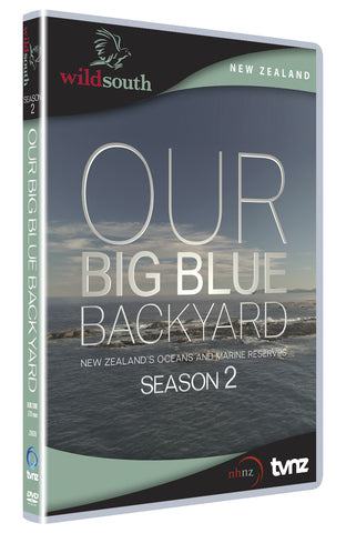 Our Big Blue Backyard Season 2