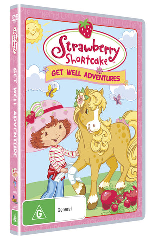 Strawberry Shortcake - Get Well Adventures