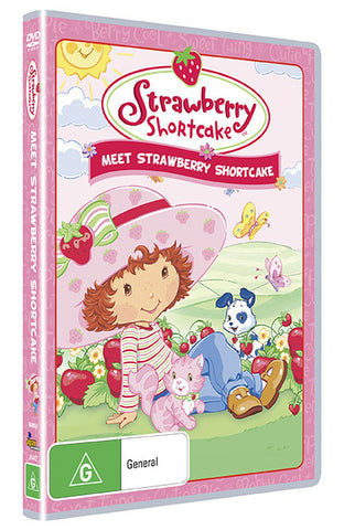 Strawberry Shortcake - Meet Strawberry Shortcake