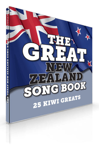 The Great New Zealand Song Book