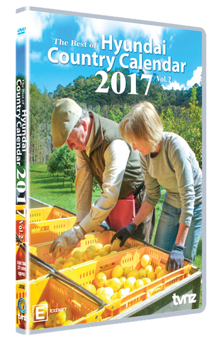 The Best of Country Calendar 2017 v.2