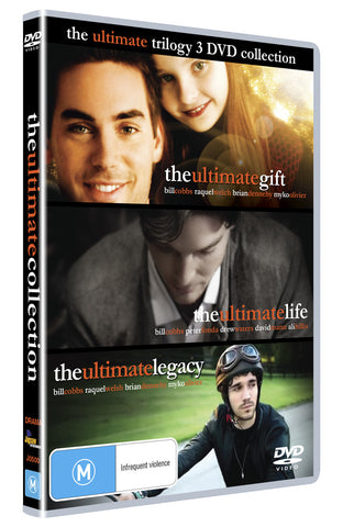 The Ultimate Trilogy - 3 DVD Boxset