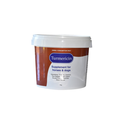 SOLD OUT Turmericin horses, dogs 1kg