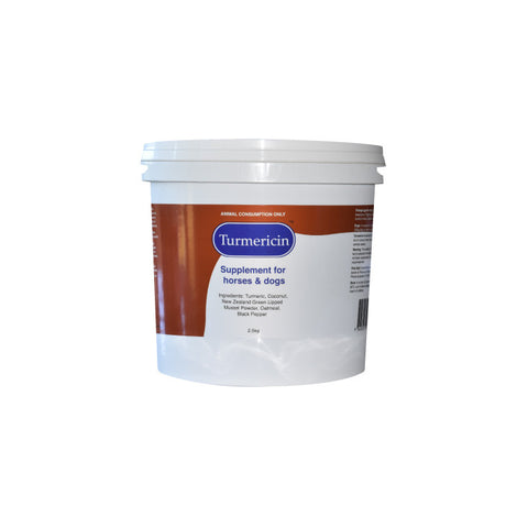 SOLD OUT Turmericin horses, dogs 2.5kg