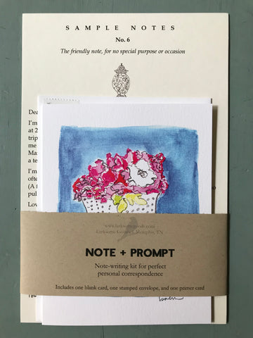Note+Prompt: Friendly notes