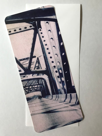 I-55 bridge - long flat card