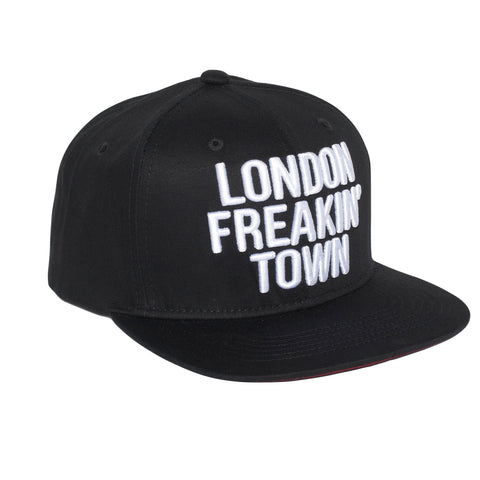 London Freakin' Town Cotton Snapback