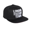 London Fuckin' Town Cotton Snapback