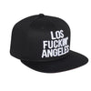 Los Fuckin' Angeles Baseballcap Hat - Snapback closure (Cotton)