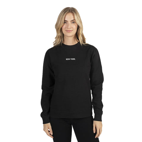 Black New York Sweatshirt