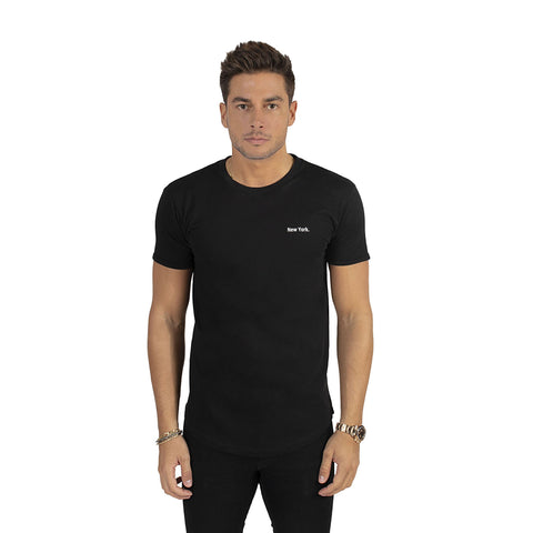 Black New York T-Shirt