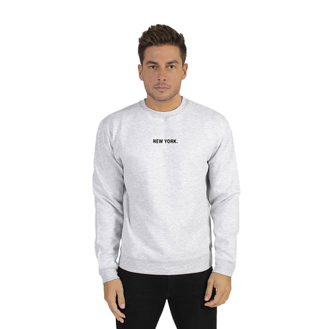 Grey New York Sweatshirt