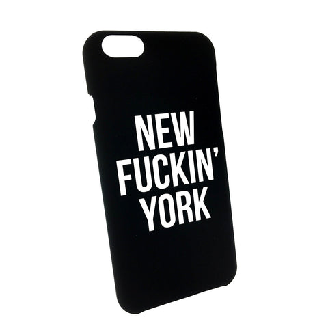 New Fuckin' York iPhone 6 Case