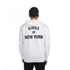 White Kings of New York Hoodie