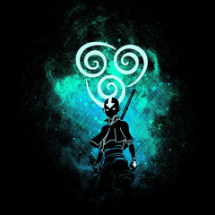 Air Bender Art