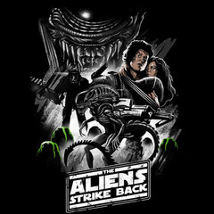 Aliens Strike Back