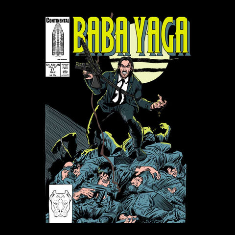 Baba Yaga Issue 1