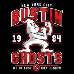Bustin' Ghosts