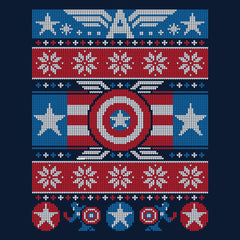 Captain's Christmas Sweater