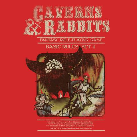 Caverns and Rabbits