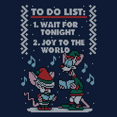 Christmas List Sweater