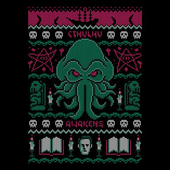 Cthulhu Awakens Sweater