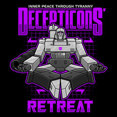 Decepticons Retreat