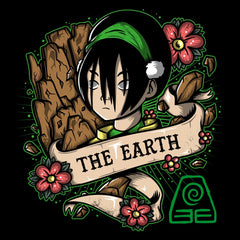 Earth Tattoo