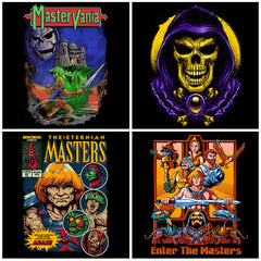 Entire Eternia Collection
