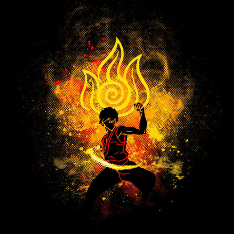 Fire Bender Art