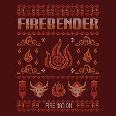 Fire Nation's Sweater