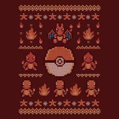 Fire Trainer Sweater