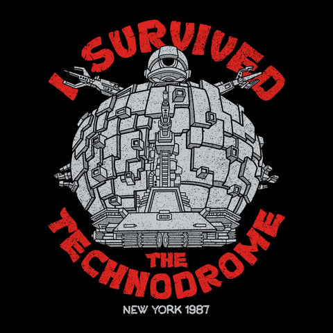 I Survived the Technodrome