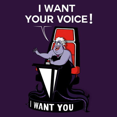 I Want Your Voice