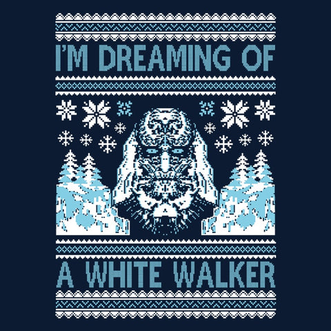 I'm Dreaming of a White Walker