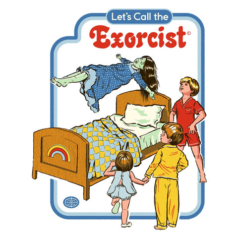 Let's Call the Exorcist