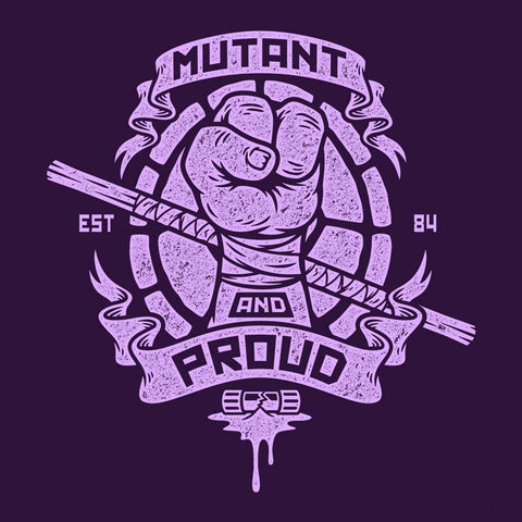 Mutant and Proud: Donnie