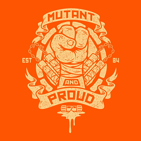 Mutant and Proud: Mikey