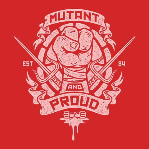 Mutant and Proud: Raph