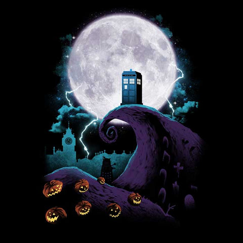 Nightmare Before Gallifrey