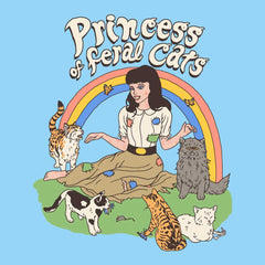 Princess of Feral Cats