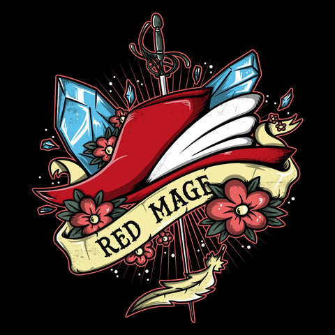Red Magical Arts