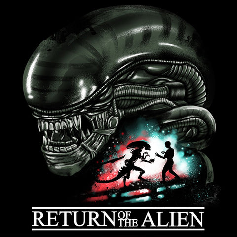 Return of the Alien
