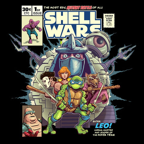 Shell Wars