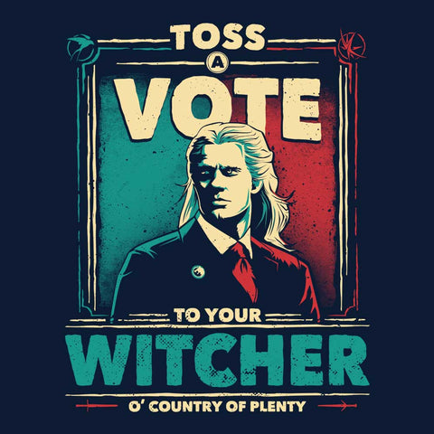 Toss a Vote