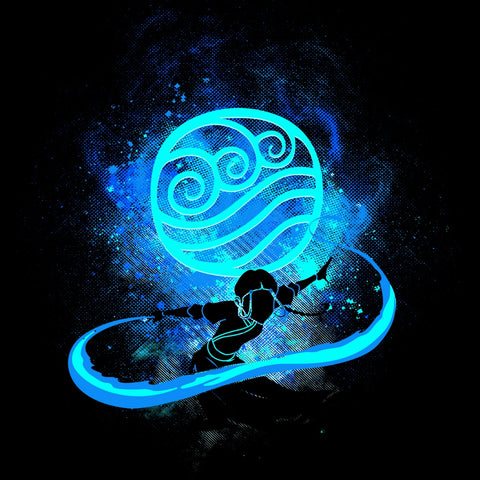 Water Bender Art