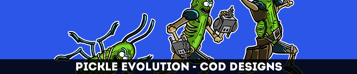 Pickle-Evolution