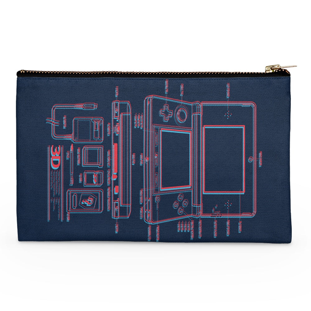 3DS - Accessory Pouch